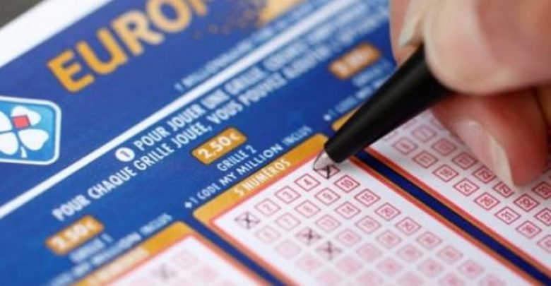 UK winner takes Tuesday's £115m National Lottery jackpot