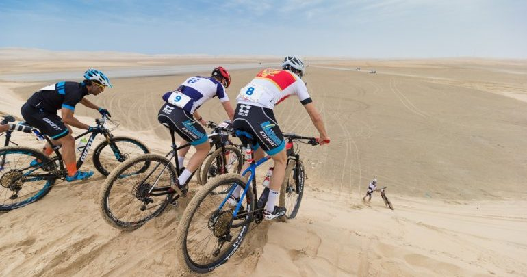 Record number of participants expected at Al Adaid Desert Challenge
