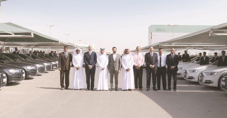 Mowasalat adds 40 brand new cars to its limousine fleet