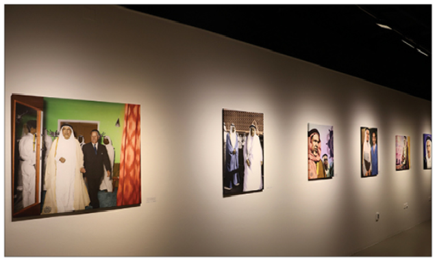 Katara brings history in a modern style with 'History in Colours' exhibition
