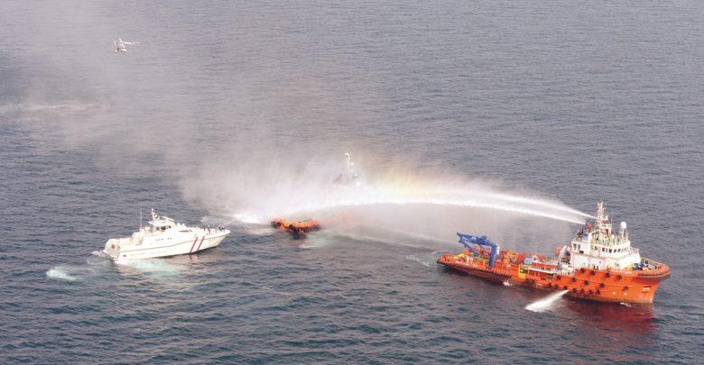 Coast Guard holds Dibel 2 maritime exercise