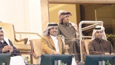 Amir, Father Amir attend Qatar ExxonMobil Open final