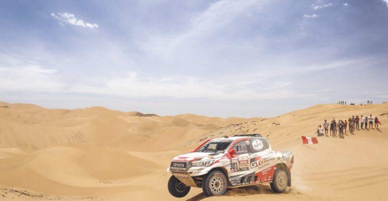 Qatar's Al-Attiyah wins 3rd Dakar Rally title; Price wins bike class