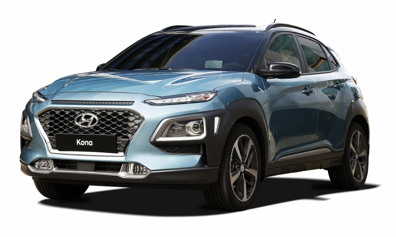Hyundai Kona wins yet another international award