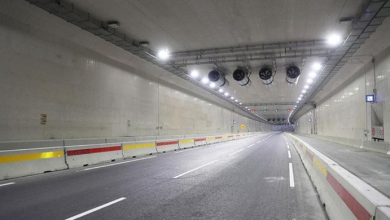 Opening of the longest and deepest two-way tunnel in Qatar