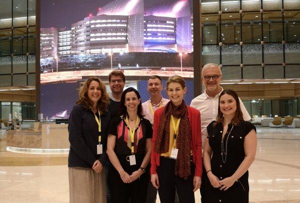 Sidra Medicine Hosts Qatar's First Meet for the
