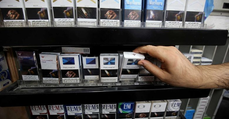 Prices of cigarettes and soft drinks in Qatar after applying