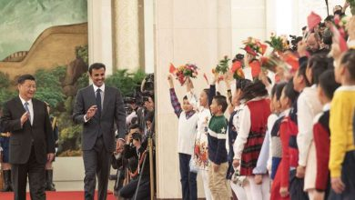 Photo of 8 agreements culminating His Highness's visit to China