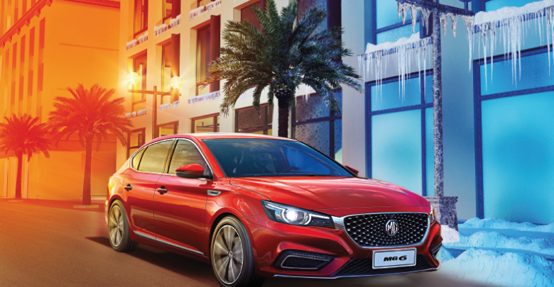 Class Cars presents a special offer on the latest model of MG 6