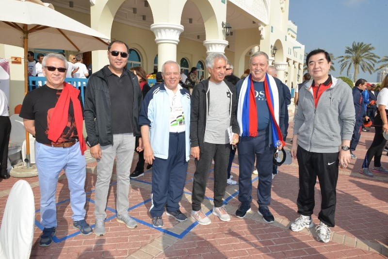 Foreign Ministry organises activities at Diplomatic Club