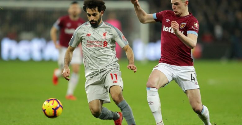 Mohamed Salah is subjected to racial assault in London