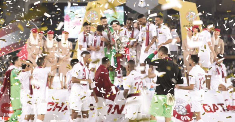 Qatar soar in FIFA's first ranking of 2019
