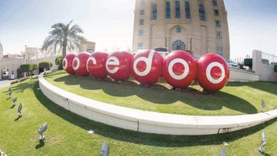Photo of Ooredoo's eShop promotion for new Shahry 5G