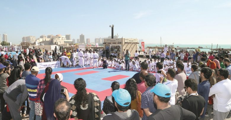 Katara to mark National Sport Day with 70 activities