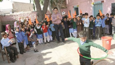 Photo of EAA project in Pakistan aims to educate 200,000 children