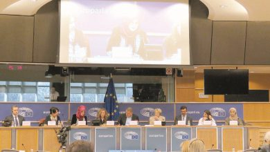 Photo of European Parliament hears suffering of siege victims