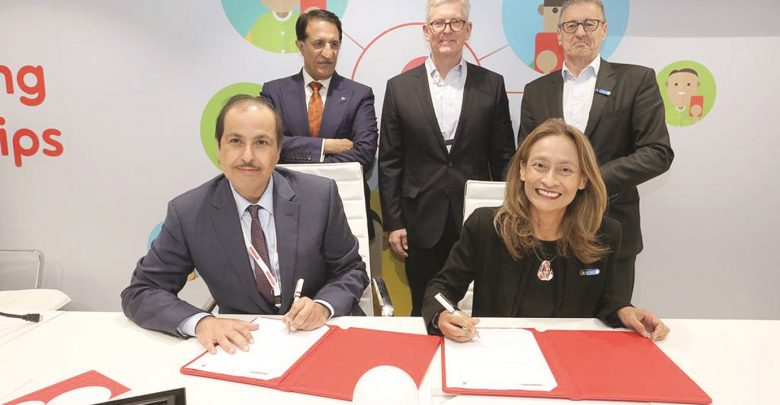 Ooredoo selects Ericsson for 5G