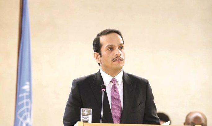 Qatar takes major legislative steps for human rights promotion: FM