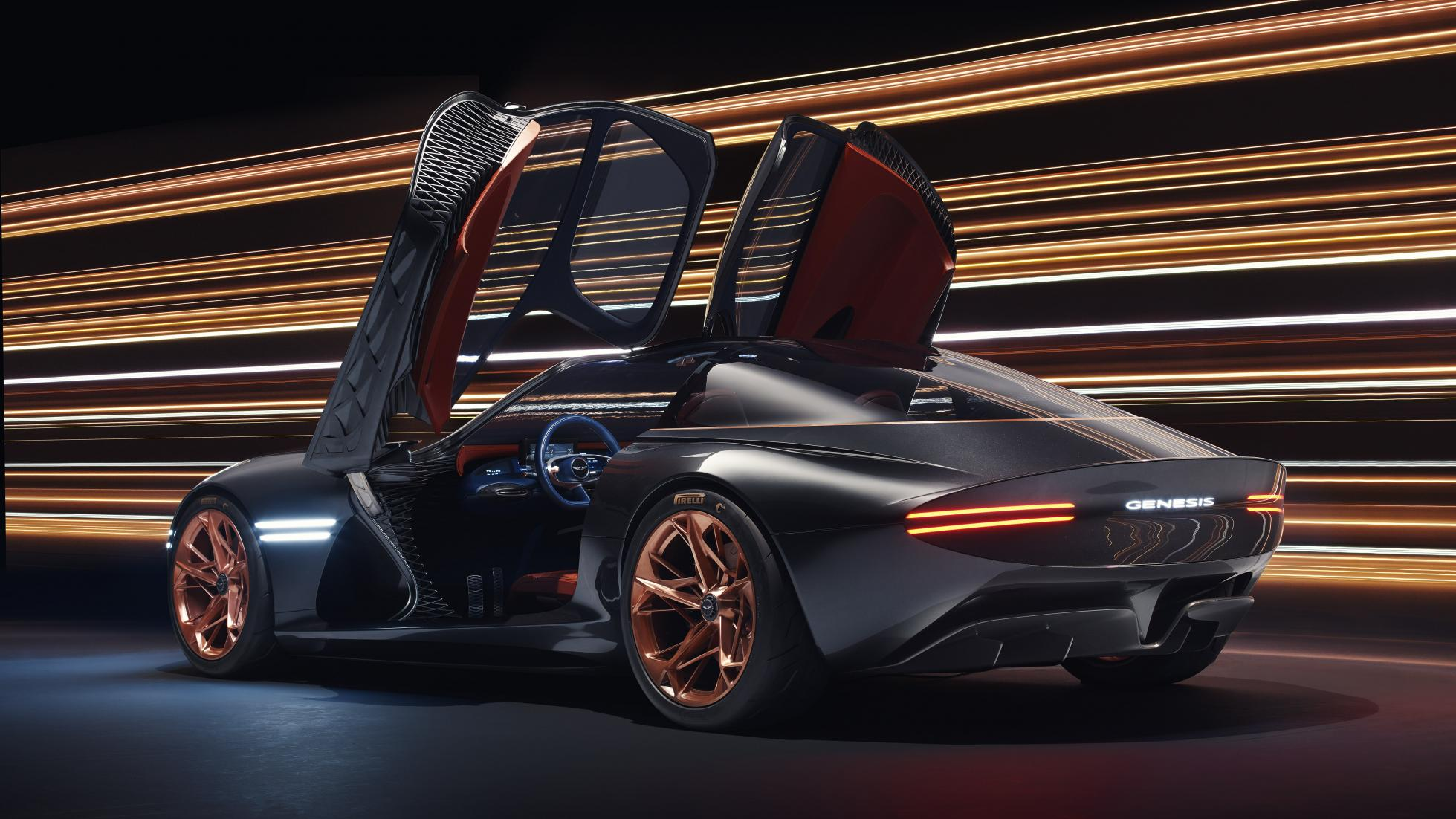 "GENESIS ESSENTIA NAMED ""CONCEPT OF THE YEAR"" BY AUTOMOBILE MAGAZINE"