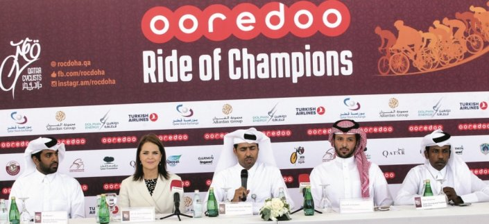 Qatar Foundation prepares to host 2019 Ooredoo Ride of Champions