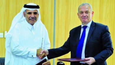QEWC and QEERI sign pact for desalination pilot plant