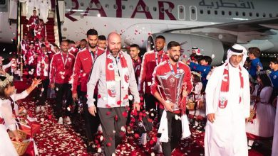 Amir welcomes Qatar's 2019 Asian Cup champions