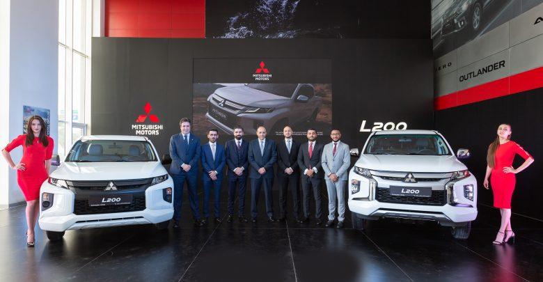 Qatar Automobiles Company launches the new Mitsubishi L200 pickup truck in Qatar