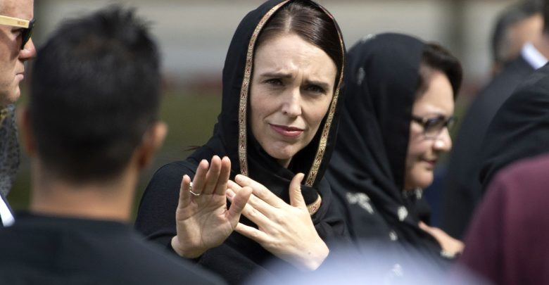 New Zealand PM receives death threats