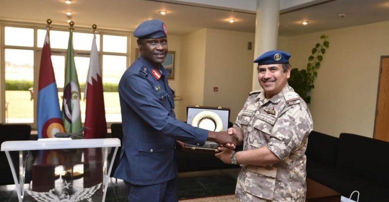 Qatar, Rwanda discuss military ties
