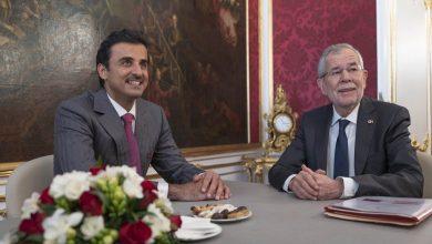 Amir meets Austrian President
