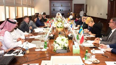 Photo of MME Minister meets EU envoys, discusses ties