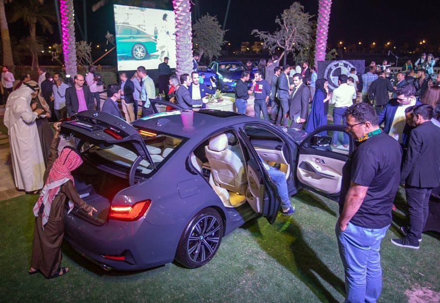Alfardan Automobiles introduces the all-new 2019 BMW 3 Series.