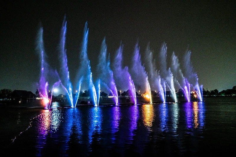 Aspire Wonderland festival wows visitors