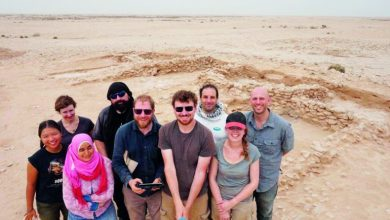 Photo of The discovery of the oldest Qatari site dates back to the Islamic era