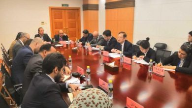 Photo of Chinese official calls for end to GCC crisis
