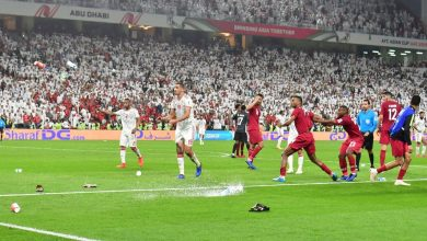 UAE to play in empty stadium and fined $150K for fans targeting Qatar