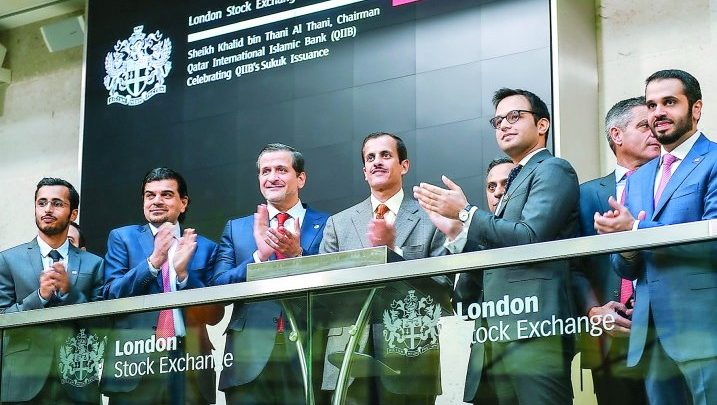 QIIB's $500m Sukuk listed on London Stock Exchange