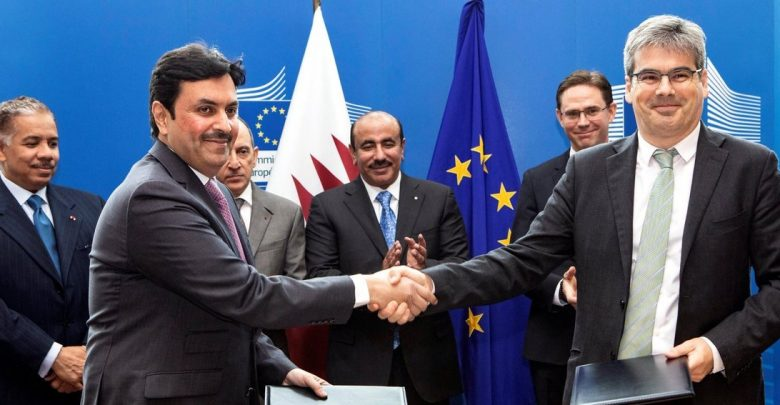 Qatar first in Gulf to sign Air Transport Agreement with EU