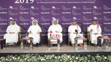 90 riders from 23 countries in the Al Shaqab International Equestrian