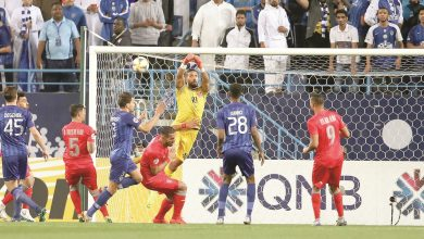 Al Hilal SFC wins 3-1 over Al Duhail SC at AFC Champions League