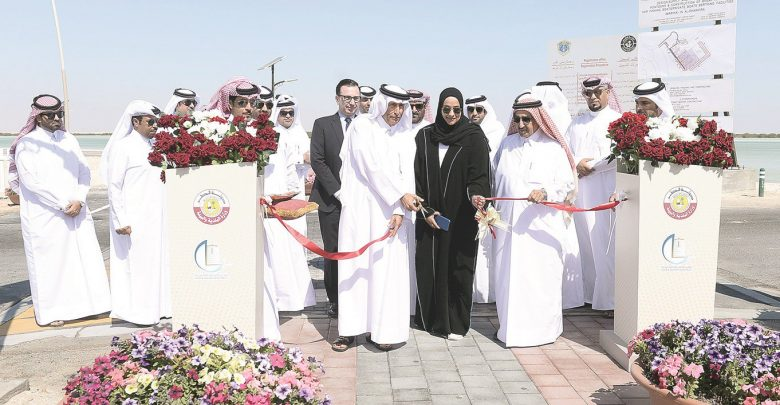 MME opens public park and walkway in Al Thakhira | What's