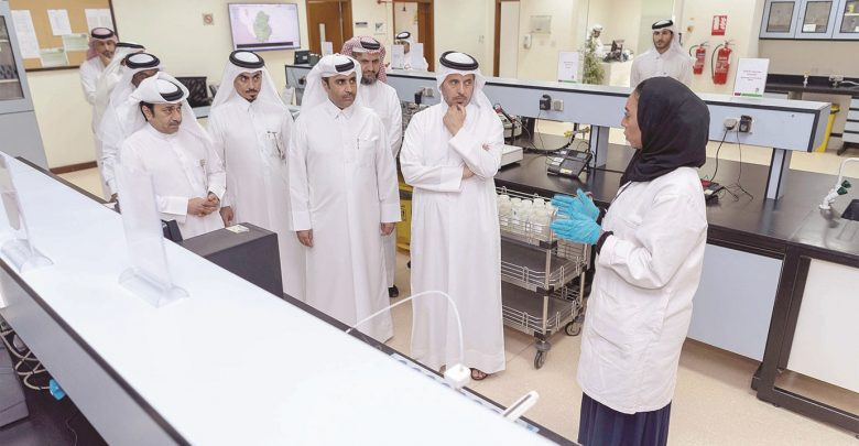 PM visits water quality laboratory in Al Duhail