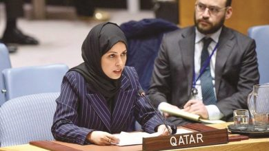 Photo of Sheikha Alya to lead negotiations on statement of commemoration of 75th anniversary of UN