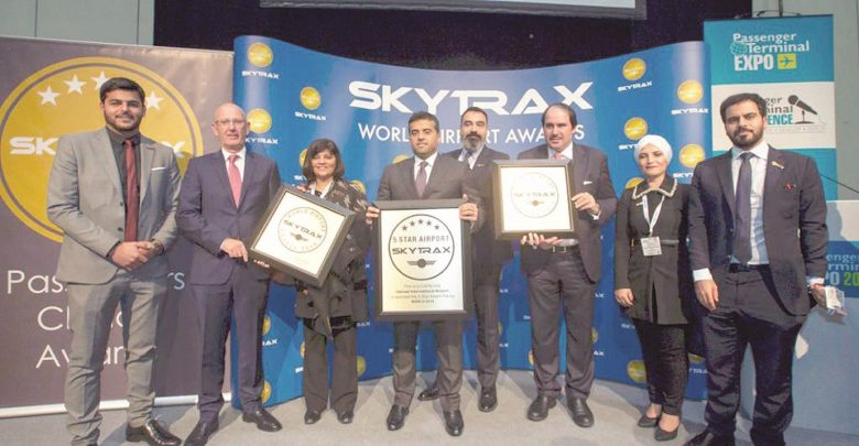 Hamad International Airport ranked fourth best airport in world