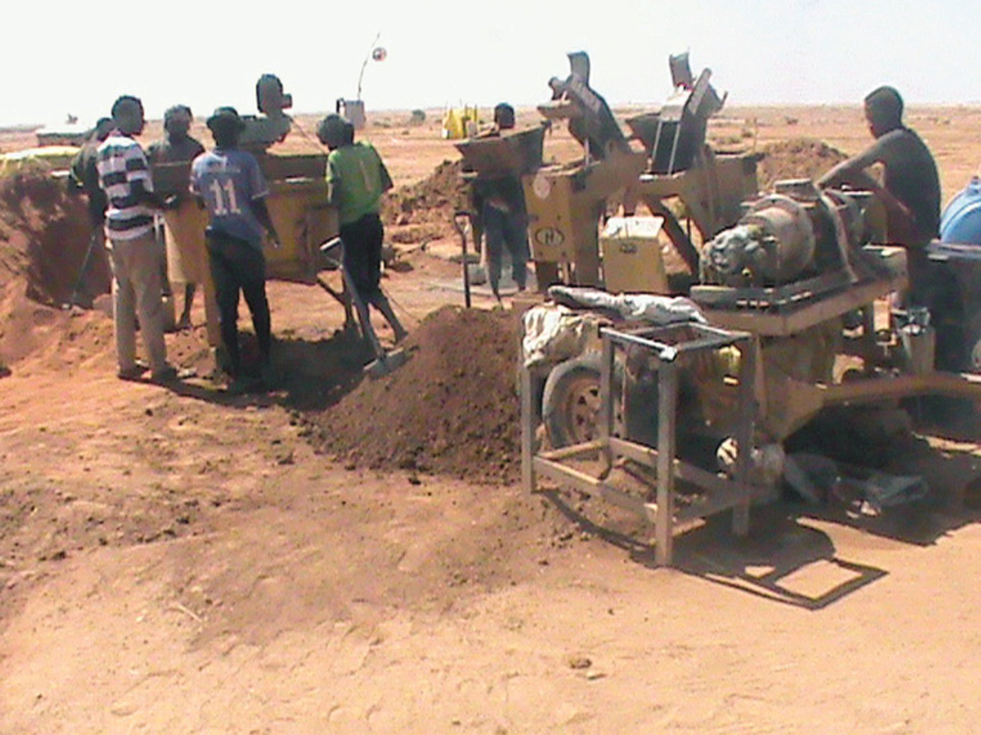 QRCS and QFFD launch development projects in Darfur