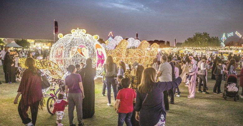 Aspire Wonderland Festival extended until Monday