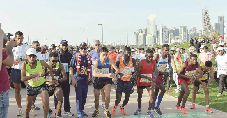 Doha Bank successfully concludes its 14th edition of Al Dana Green Run