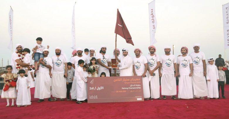 Katara crowns winners of Al Hadaq and Al Laffah contests