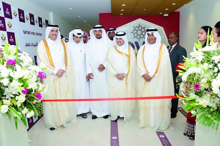 First Qatar Visa Center launched in India's capital New Delhi
