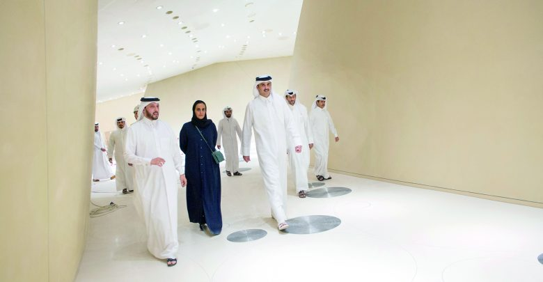 Amir to inaugurate National Museum of Qatar tonight